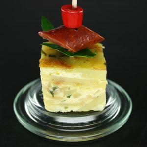 Rheinhessische Kartoffel-Tortilla